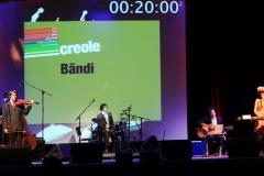 """ Creole "" Bundeswettbewerb in Berlin 2011 Foto: Daniela Incoronato"